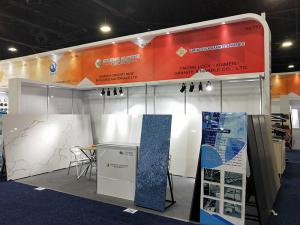 2018 American International Stone and Tile Exhibition COVERINGS